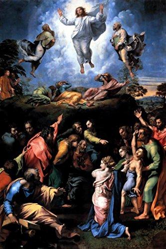 Raphael The Transfiguration Cool Wall Decor Art Print Poster 24x36