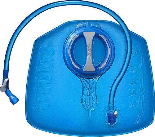 CamelBak 3-Liter Lumbar Replacement Hydration Reservoir - Water Reservoir - Faster Water Flow Rate - Leak-Proof Water Bladder - Ergonomic Shape - Big Bite Valve - BPA-Free - 100 Ounces