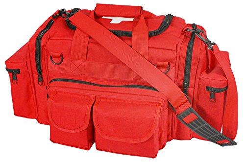 Rothco EMT/EMS/First Responder Medical Bag, Red