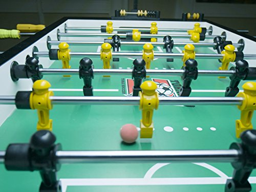 Inside the Fierce Competition of Professional Foosball