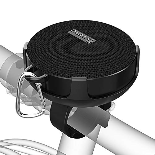 Onforu Portable Bluetooth Speaker for Bike, Wireless Bicycle Speaker with Loud Sound, Bluetooth 5.0 and 10h Play Time, IP65 Waterproof Mini Outdoor Speaker for Riding, Hiking and Camping
