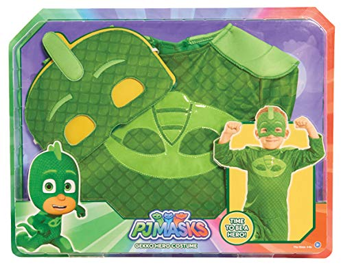 PJ Masks Dress Up Set Gekko