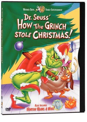 Dr. Seuss - How the Grinch Stole Christmas/Horton Hears a Who by Boris Karloff