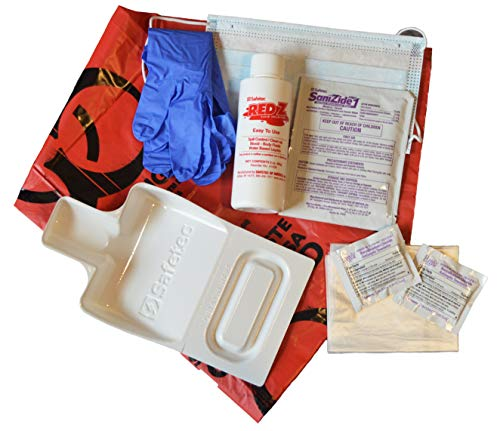 Direct First Aid - Body Fluid Spill - Norovirus Clean Up KIt