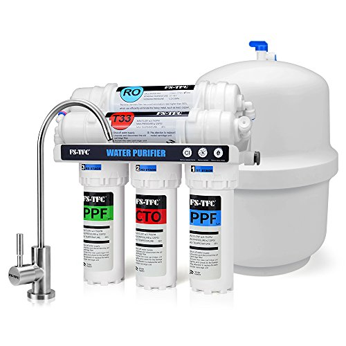 FS-TFC Reverse Osmosis Water Filtration System 100