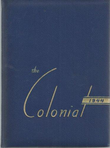 1944 Major Howard W. Beal Memorial High School Yearbook (Shrewsbury, Massachusetts) The Colonial