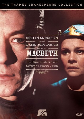 Macbeth / McKellen, Dench (Thames Shakespeare Collection)