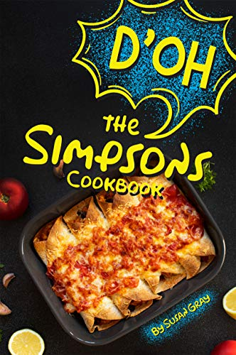 D'OH: The Simpsons Cookbook