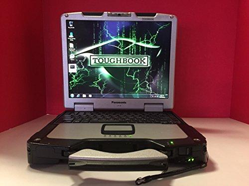 Panasonic CF-30 Rugged Toughbook Windows 7 Touchscreen 4GB RAM 160GB HDD