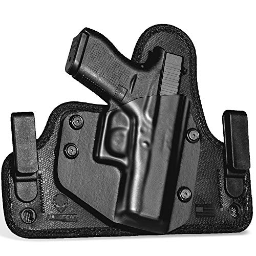 Alien Gear holsters Cloak Tuck 3.5 IWB Hoslter Compatible with a Glock 19 (Right Hand)