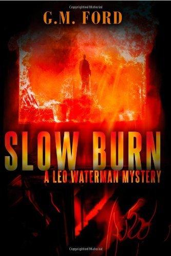 Slow Burn (A Leo Waterman Mystery)