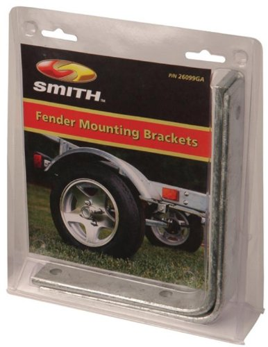 CE Smith Trailer 26099GA Mounting Brackets for 8'/9' Fender