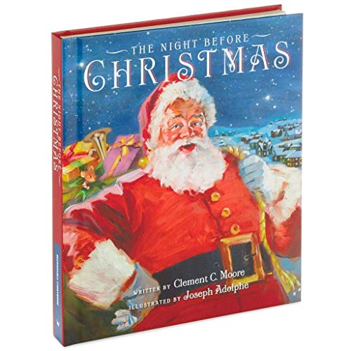 HMK The Night Before Christmas Pop-Up Recordable Storybook
