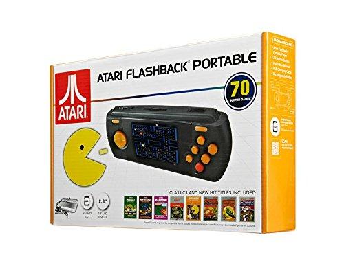 Atari Flashback Portable Game Player 2017
