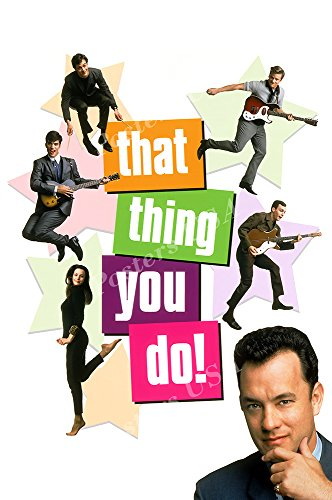 Posters USA - Tom Hanks That Thing You Do Movie Poster GLOSSY FINISH - FIL164 (24' x 36' (61cm x 91.5cm))