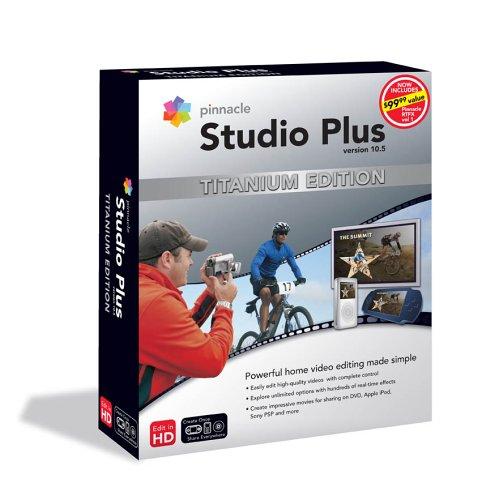 Pinnacle Studio Plus Titanium Edition v10.5
