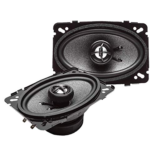 Skar Audio RPX46 150 Watt 2-Way 4'x6' Coaxial Speaker System, Pair
