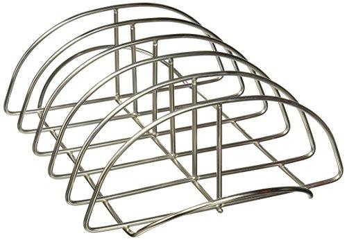 Kamado Joe KJ-RR Stainless Steel Rib Rack, 1