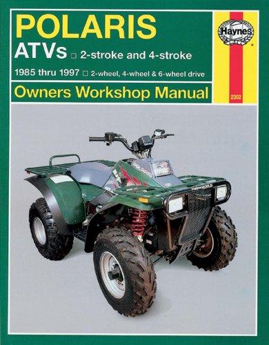 Haynes Repair Manual 2302