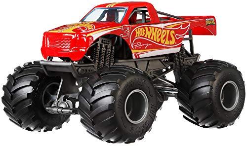 Hot Wheels Monster Trucks Hot Wheels Racing Vehicle [Amazon Exclusive]