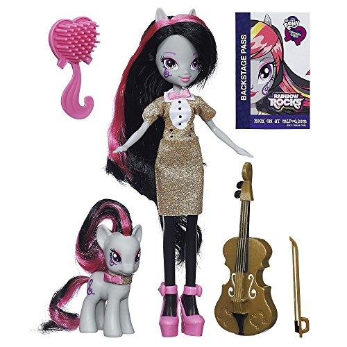 My Little Pony Equestria Girls Octavia with Pony