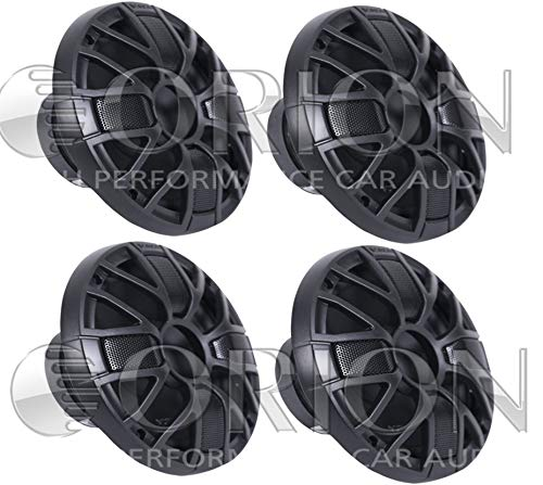 Two Pair Orion XTR65.SC 6.5' XTR Series 2-Way 450W Component System car Speakers Car Stereo high end high Performance