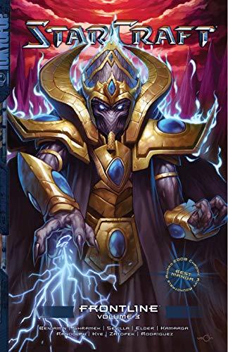 StarCraft: Frontline Vol.3: Blizzard Legends (Blizzard Manga)