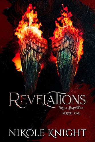 Revelations: Fire & Brimstone Scroll 1 (Gay Paranormal Romance)