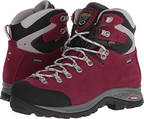 Asolo Women's Greenwood GV Hiking Boot Grapeade 8.5