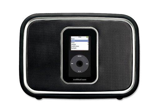 Altec Lansing iM9 inMotion Mobile Speaker Dock for iPod (Black)
