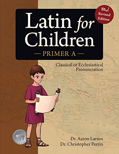 Latin for Children, Primer A (Latin Edition)