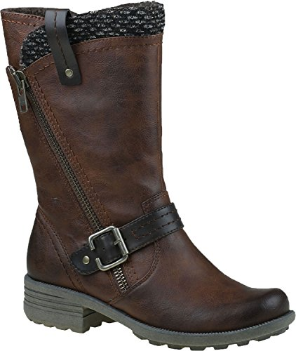Earth Origins Presley Womens Boot, Brown, Size - 8