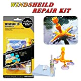YOOHE Car Windshield Repair Kit - Windshield Chip Repair Kit with Windshield Repair Resin for Fix Auto Glass Windshield Crack Chip Scratch