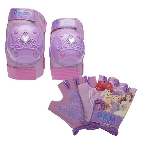 Bell Disney Princess Pad & Glove Set