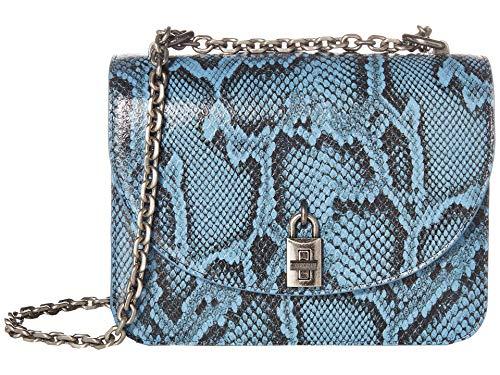 Rebecca Minkoff Love Too Crossbody Cement Blue One Size