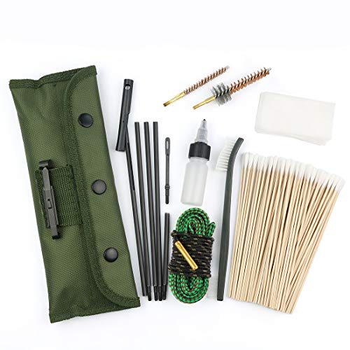 Twod Cleaning Kit/Cleaning Brushes Supplies with Accessories and Tools Pouch