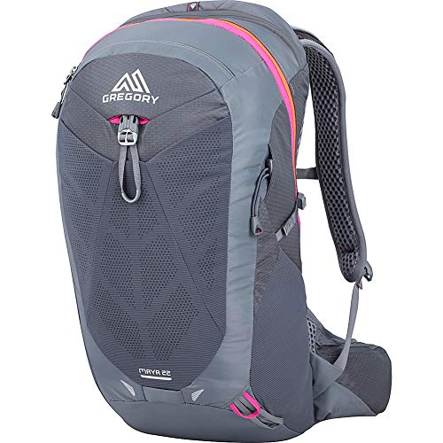 Gregory Mountain Products Maya 22 Liter Women's Daypack, Mercury Grey, One Size