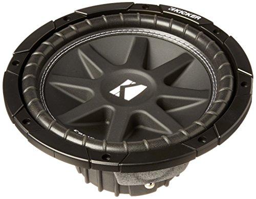 Kicker 43C104 Comp 10' 300 Watt SVC 4-ohm Car Audio Subwoofer Woofer Sub C104