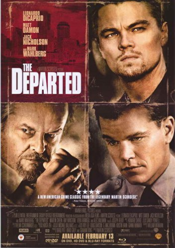 The Departed POSTER Movie (11 x 17 Inches - 28cm x 44cm) (2006) (Style F)