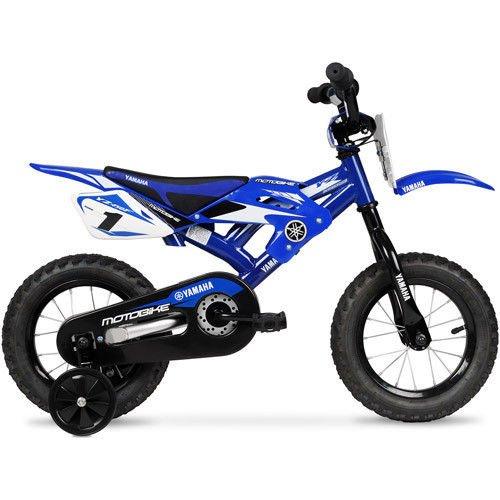 Yamaha 12' Moto Child's BMX Bike