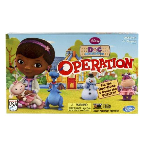 Disney Doc McStuffins Operation Game