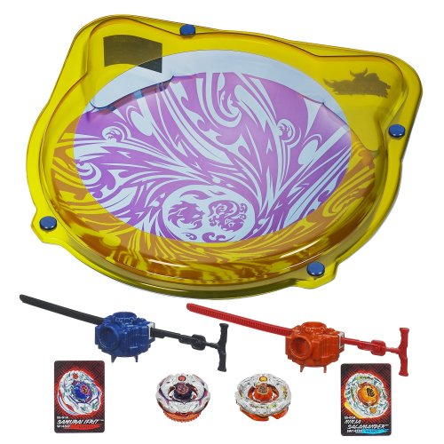 Beyblade Samurai Cyclone Battle Set