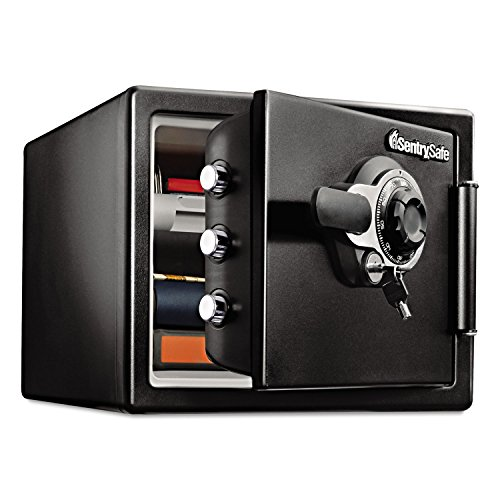 SentrySafe SFW082DTB Fire Chests, Safes
