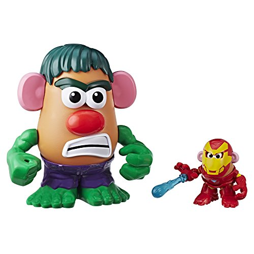 Mr. Potato Head Marvel Agents of S.P.U.D. Pack
