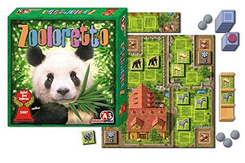 Abacus Spiele 3071 'Zooloretto Boardgame