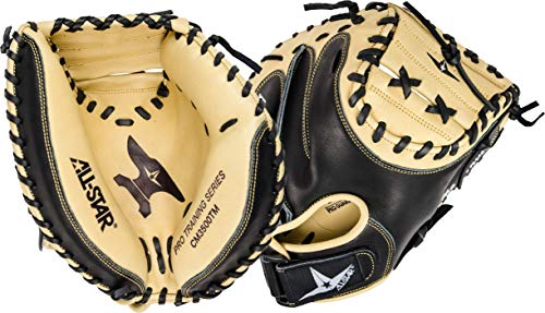 All-Star The Anvil Weighted Catching Mitt CM3500TM - RHT