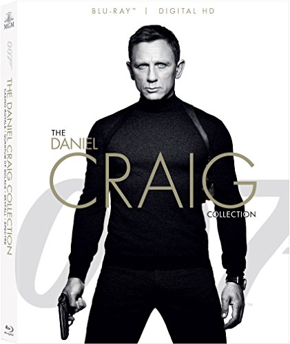The Daniel Craig (Collection) [Blu-ray]