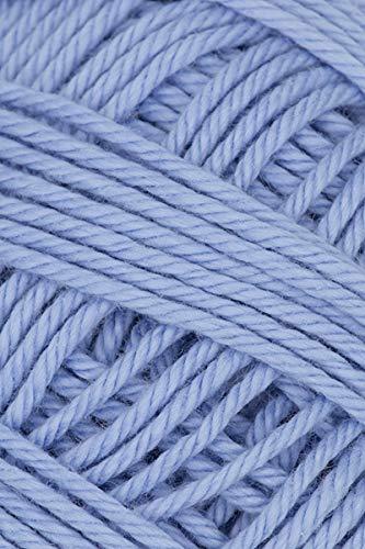 Sirdar - Snuggly 100% Cotton Knitting Yarn - Sky Blue (# 751)