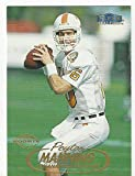 Peyton Manning Rookie Card Collectible Trading Card - 1998 Fleer Tradition Football Card #235 (Indianapolis Colts) Free Shipping