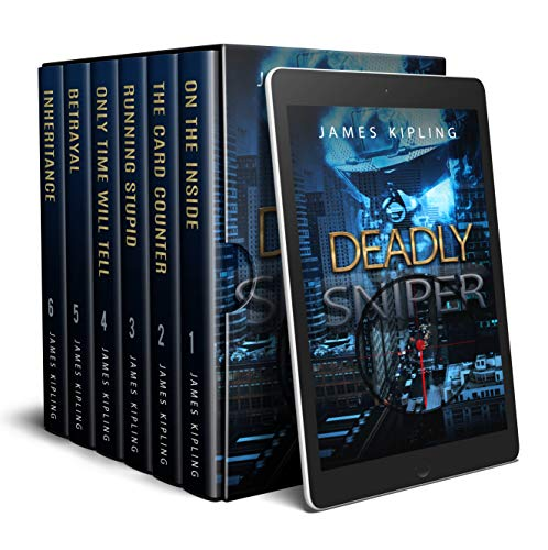 Deadly Sniper Boxset: A Mystery Thriller Collection